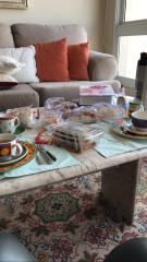 Chá da Tarde ALJ: Grupo de Hidroginástica