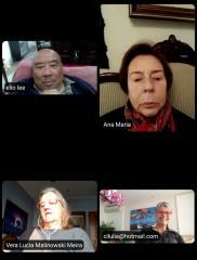 Chá da Tarde ALJ: Grupo do Tai Chi Chuan