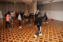 Debut ALJ 2020: aula de funk