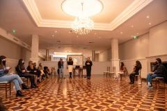 Debut ALJ 2020 – Encontrinho com Sandra Scalco