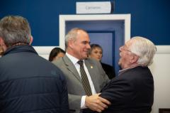 Descerramento Ex-Presidente Gustavo Caleffi