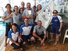 Equipe ALJ de Natação Máster é campeã no 63° Campeonato Brasileiro