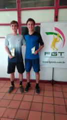 Equipe ALJ de Tênis conquista 4 títulos na Copa Farroupilha de Tênis 2019