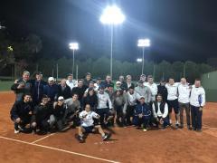 Equipe ALJ Masculino é campeã no Interclubes Seniors
