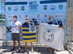 Equipe Máster termina Brasileiro de Natação entre as melhores do país