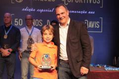 Destaques Esportivos edição especial em comemoração aos 50 Anos da Copa Davis.
