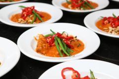 Cozinha tailandesa é destaque na Confraria Leopoldina de maio