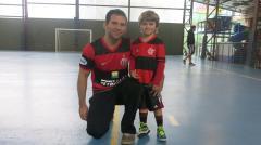 Dia dos Pais nas escolas esportivas