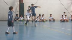 Amistoso de Futsal: Juvenil x Internacional