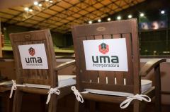 Coquetel de abertura 35º Walhalla UMA Incorporadora