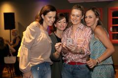 Jantar de Encerramento e Premiação Ranking Feminino de Simples e Duplas 2018