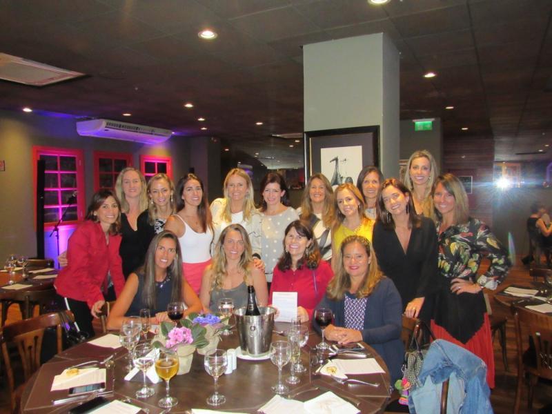 Jantar de Encerramento e Premiação Ranking Feminino de Simples e Duplas ALJ