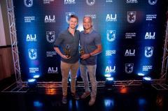 Noite de homenagens no Destaques Esportivos ALJ 2018