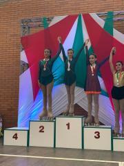 Patinação ALJ conquista quatro títulos na III Copa Patinart