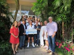 Projeto social WimBelemDon recebe doações na ALJ
