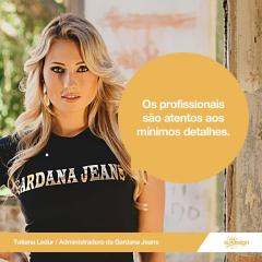 Tatiana Ledur sobre a isDesign: os profissionais são atentos aos mínimos detalhes.