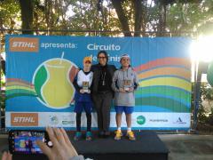 Tenistas ALJ participam do CTG Sogipa