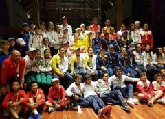 Teve associado ALJ na Copa Cosat, na Bolívia