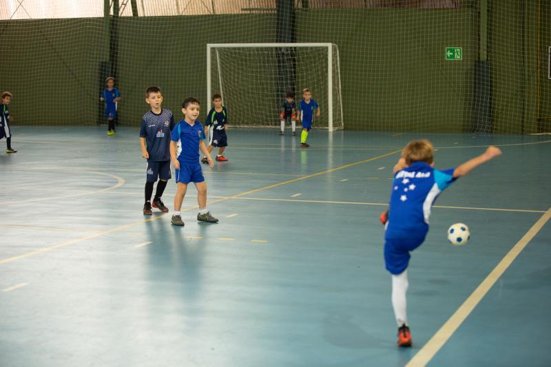 Torneio Amistoso da Escola de Futsal ALJ/Soccer's