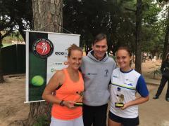 Torneio da Páscoa foi marcado por vitórias da Equipe ALJ de Tênis