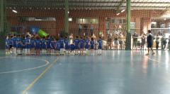 Torneio Interno da Escola de Futsal ALJ