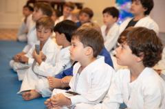 Troca de graduação Escola de Judô ALJ - 2º semestre