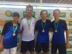 Equipe ALJ conquista títulos no Sul-Brasileiro de Verão