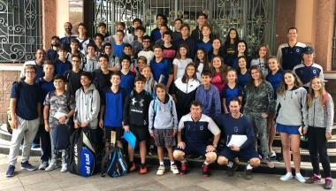 Federação Gaúcha de Tênis convoca Atletas ALJ para a Copa das Federações 2019