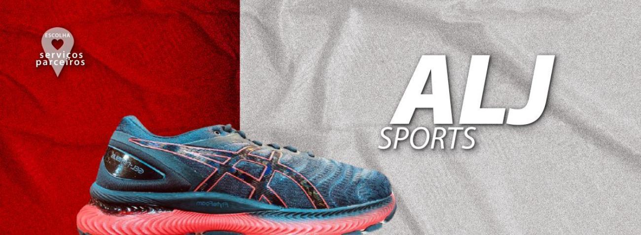 Adquira produtos de qualidade da ALJ Sports