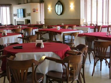 Jantar com parrilla no Bar Open durante o 35º Walhalla UMA Incorporadora