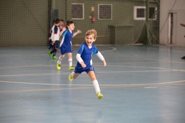 Torneio Amistosoda Escola de Futsal ALJ/Soccer's de outubro