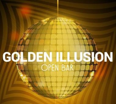 Golden Illusion Open Bar: anote na agenda
