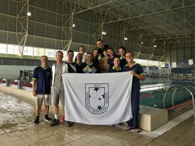 Equipe ALJ traz bons resultados do Campeonato Brasileiro de Másters de Natação