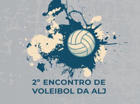 Vem aí 2° Encontro de Voleibol ALJ