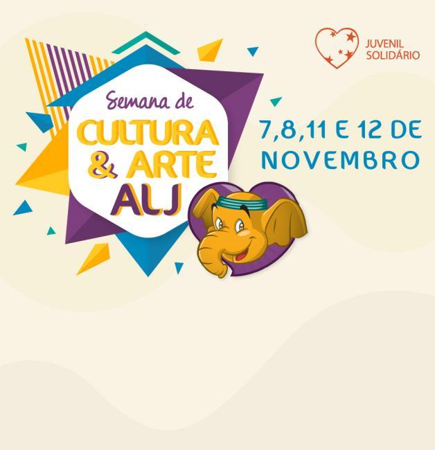 Save The Date Semana de Cultura e Arte 2019