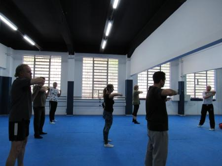 Garanta seu lugar no Workshop de Krav Maga