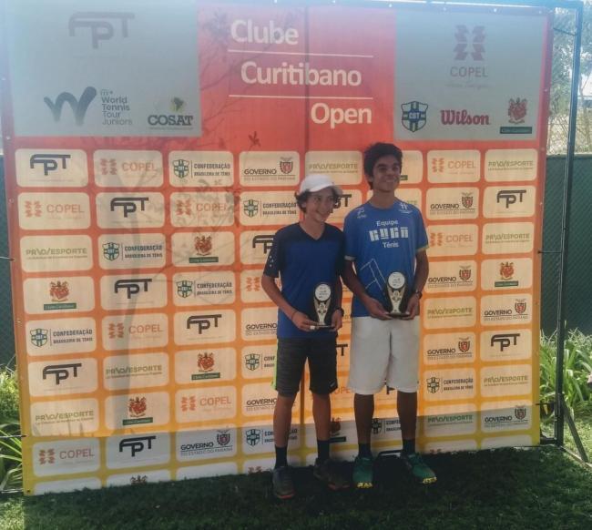 Campeão ALJ no Curitibano Junior Cup