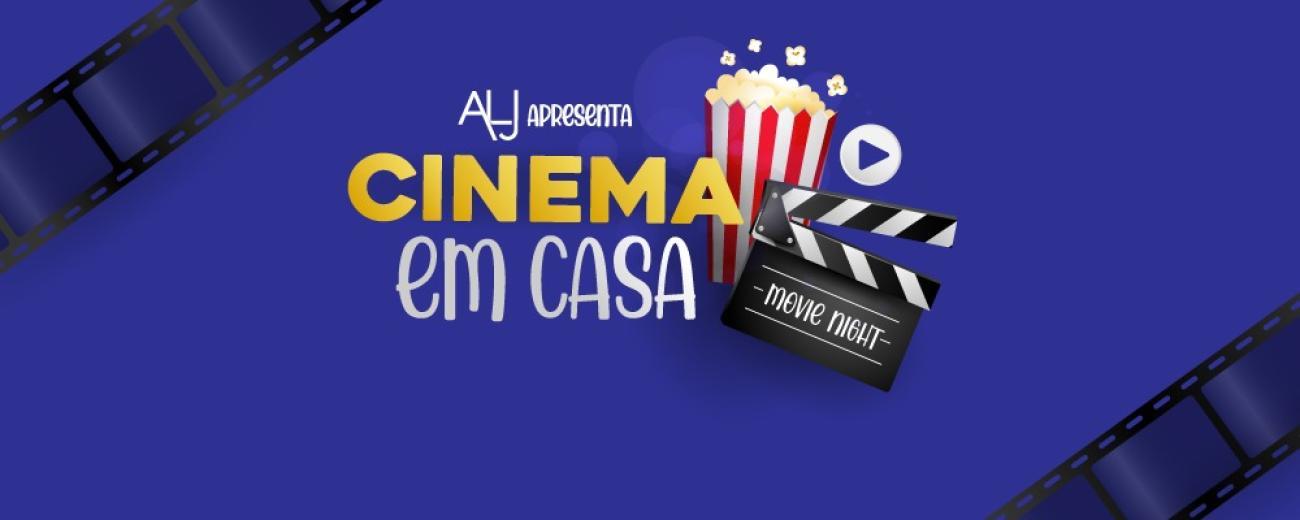 Adquira seu ingresso: Cinema em casa