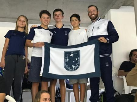 ALJ no Campeonato Estadual de Inverno Federados - Infantil a Sênior de Natação