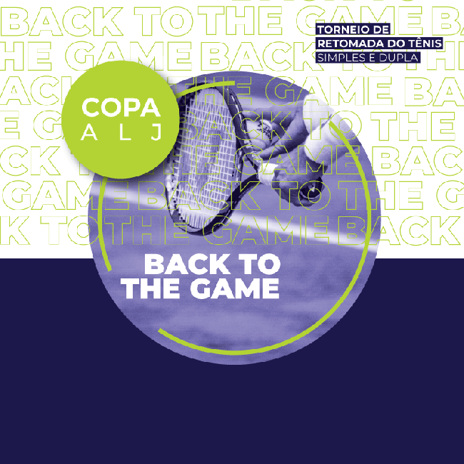 Copa ALJ Back to the Game: inscrições encerradas