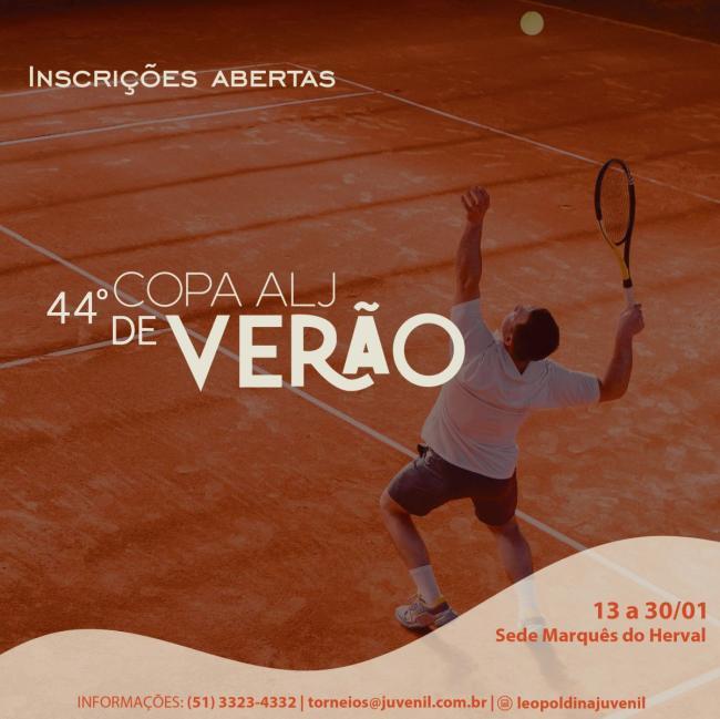44° Copa ALJ de Tênis de Verão