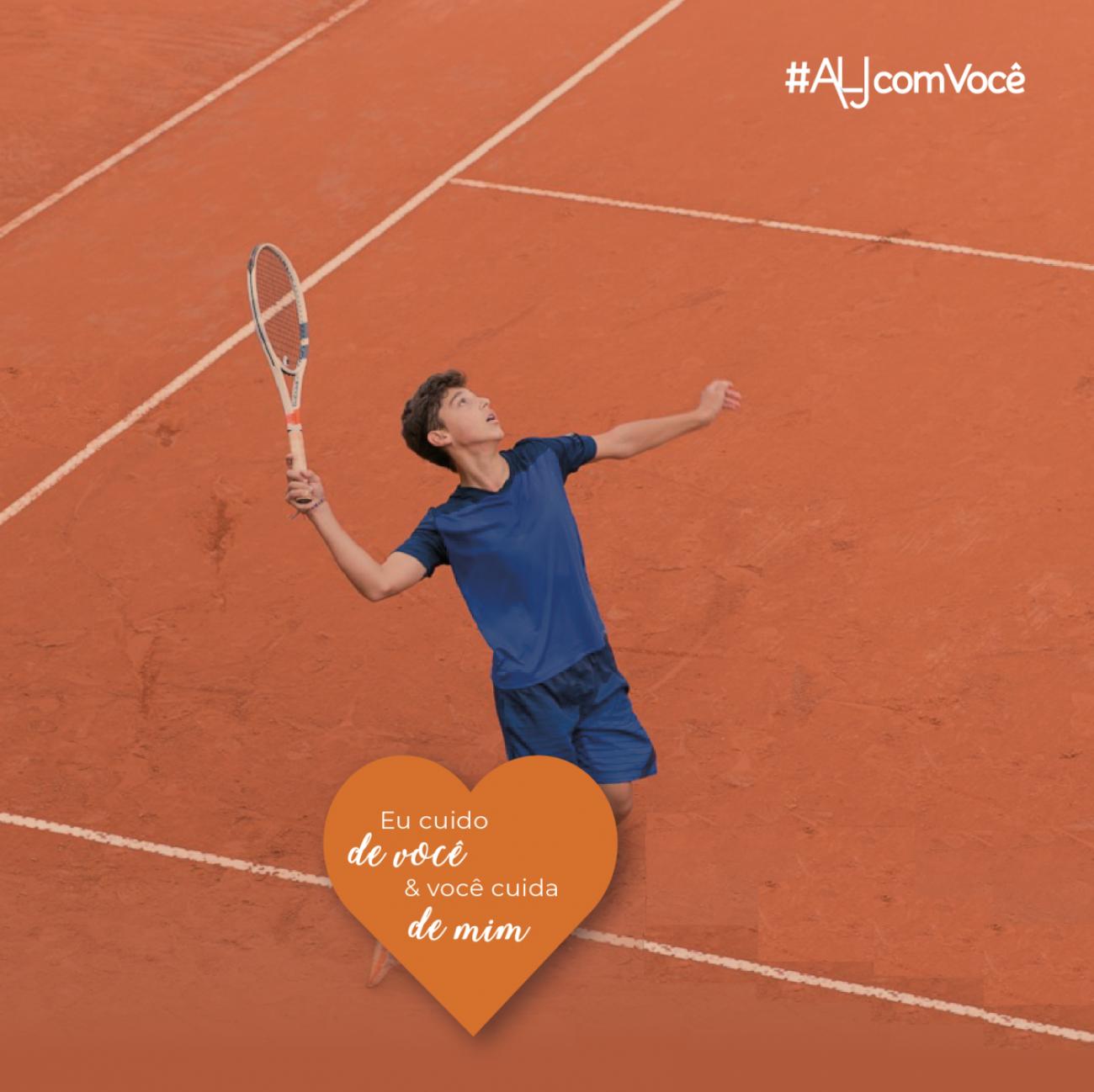 Rateio para jogos de tênis pode ser alterado até às 23h59 do dia do jogo