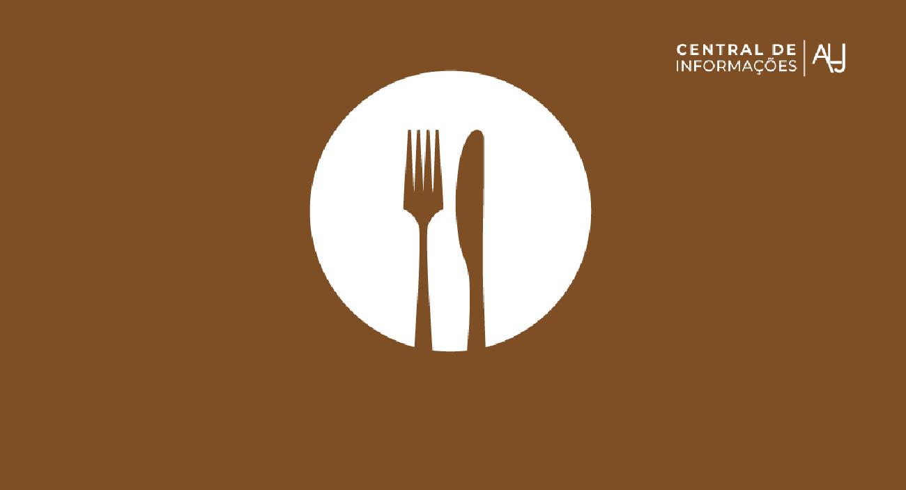 Atendimento nos restaurantes